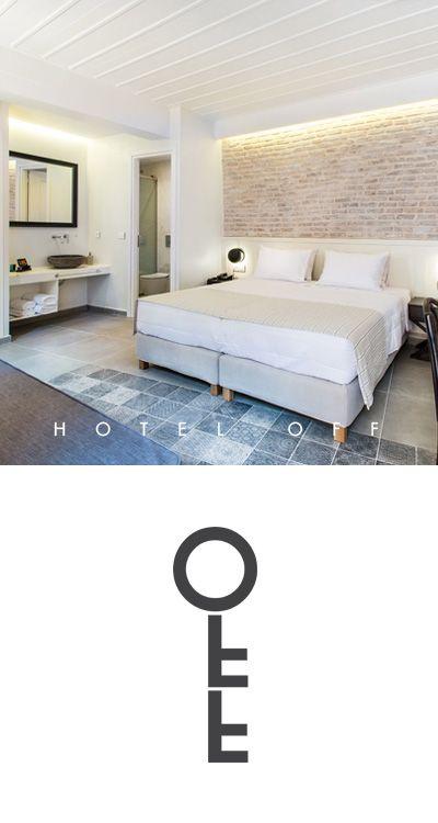 Hotel OFF courtyard