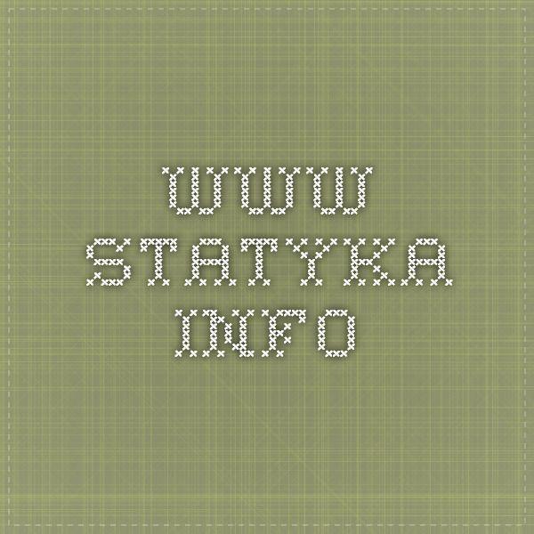 www.statyka.info