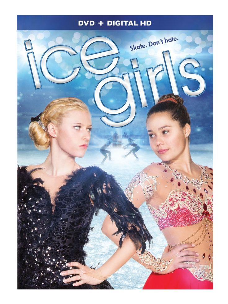 Take a 7 yr old girl's word for it - Ice Girls is a great movie for younger kids! BUY ==> http://amzn.to/2dvtGD1 AD