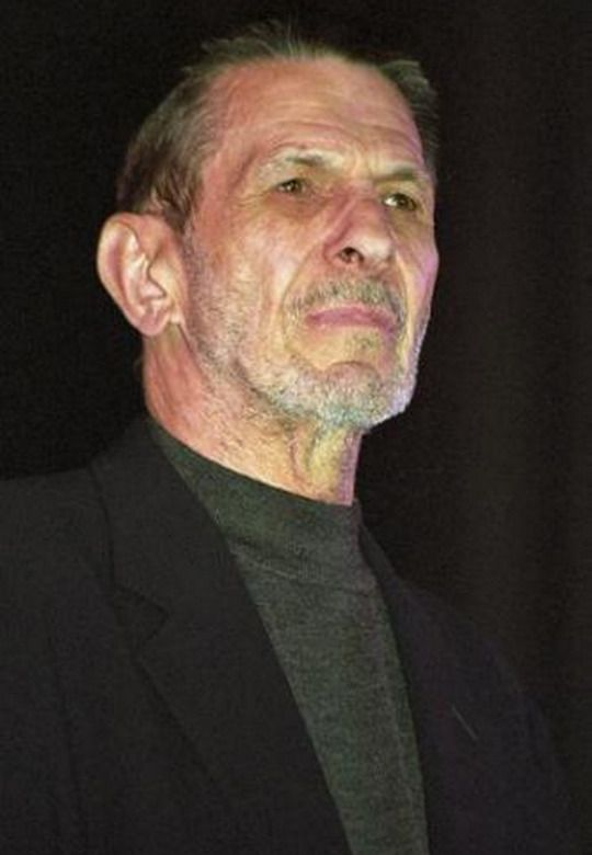 All about Leonard Nimoy