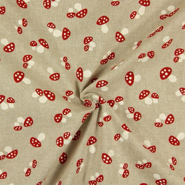 Grzyb Fly 2 na tkaniny.net