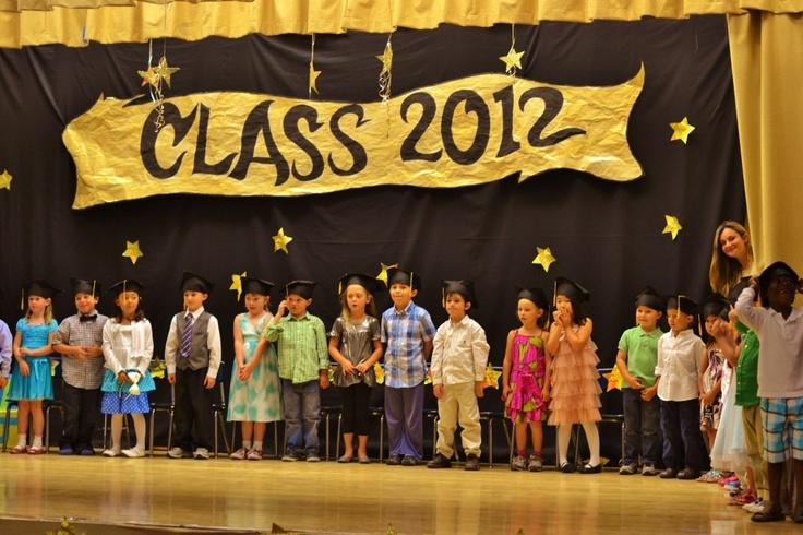 Preschool Graduation Ceremony Graduation Ideas Pinterest