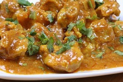 Culinaricum: Indiai csirke-curry