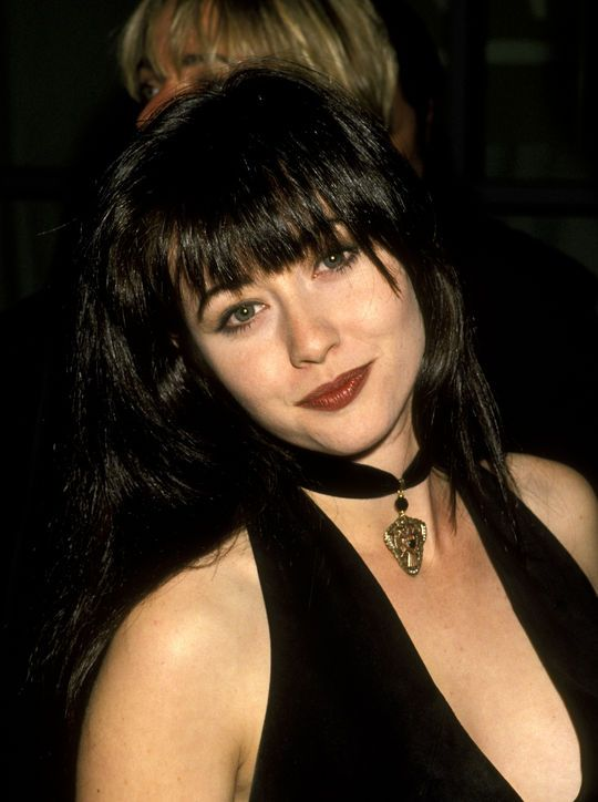 shannen doherty then square