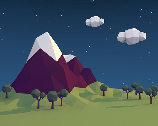 Secrets to Creating Low Poly Illustrations in Blender – 3D & Motion Graphics – Tuts+ Tutorials