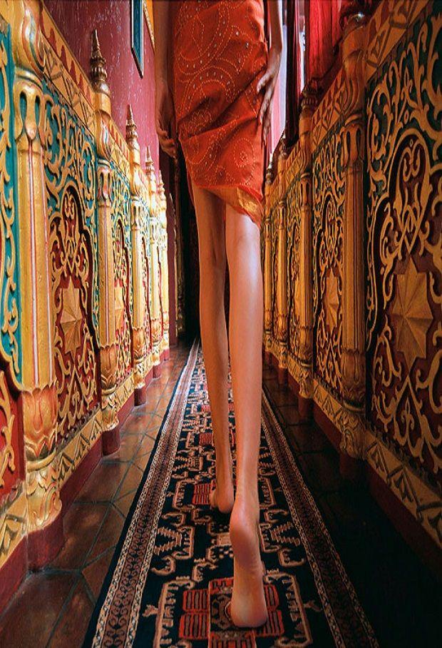 Luxurious interior of @pranaspabali #BaliLuxurySpa