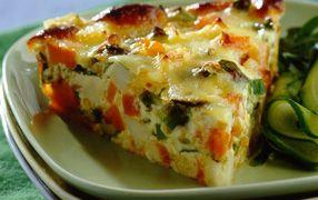 Fresh Vegetable Frittata