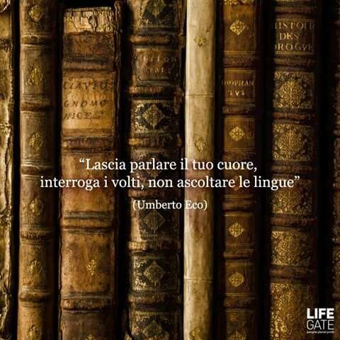 Umberto Eco Citazioni Verità