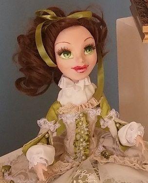 Dolls. Handmade.
