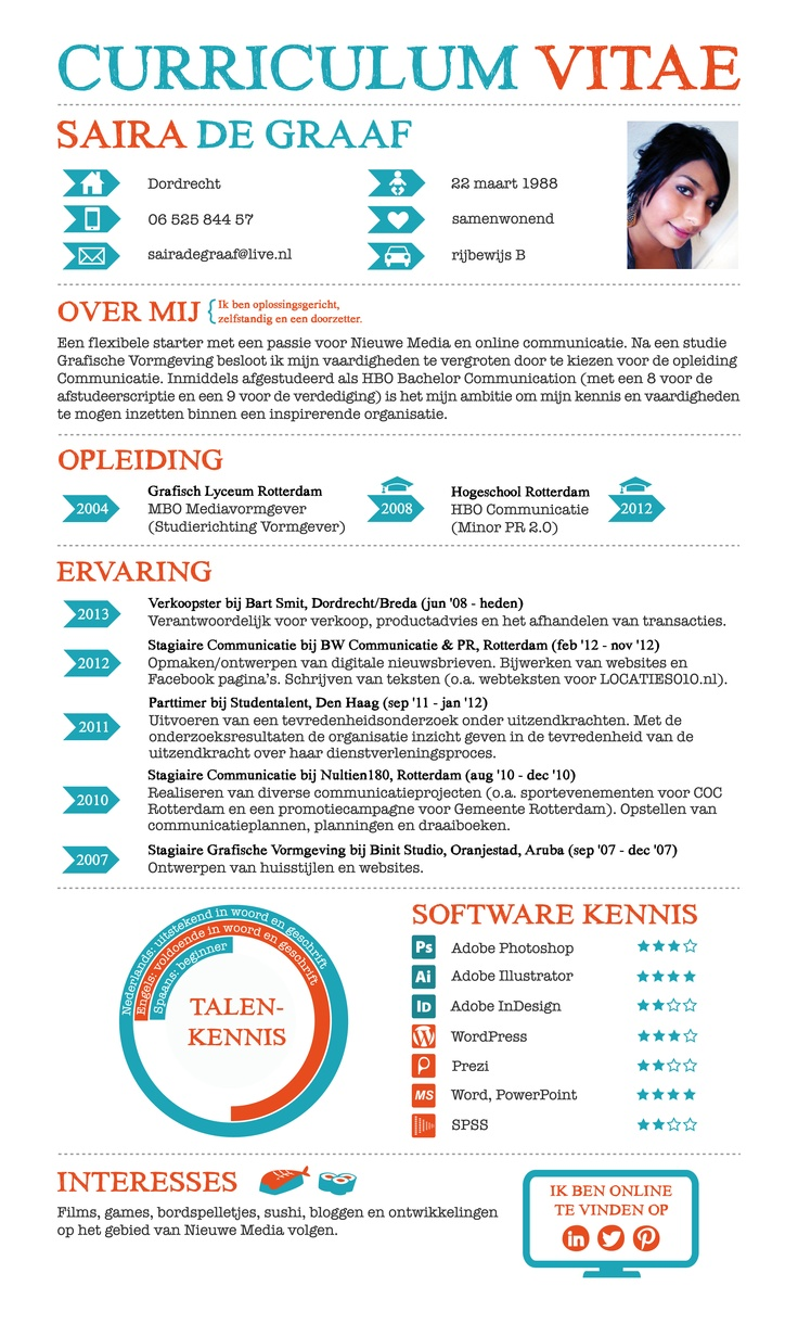 Resume terms for food service Etusivu Great resume design by natalia morales  via Behance  Aaron Sheppard and  look at my