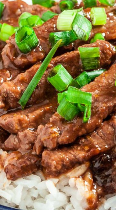 30-Minute Asian Orange Beef