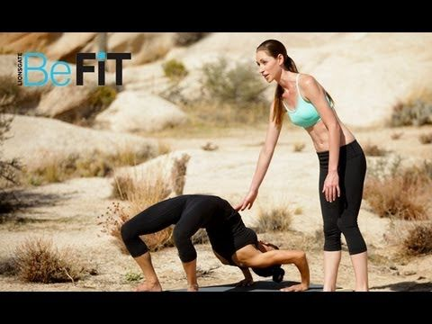 Tara Stiles: Yoga Weight Loss & Balance Workout