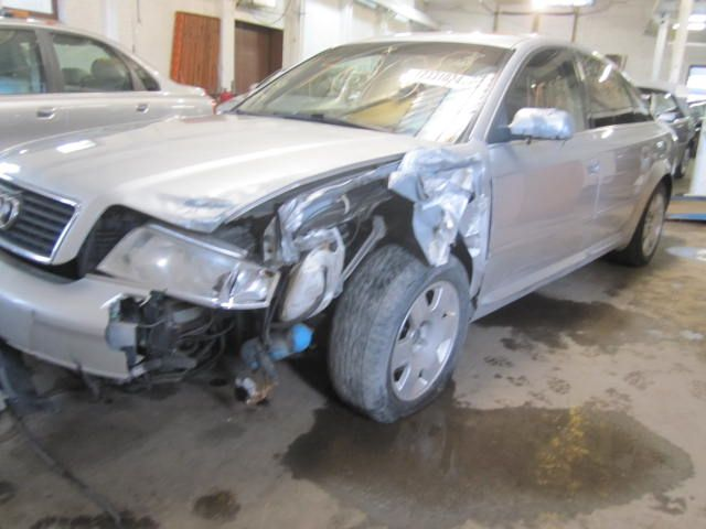 Parting out 2000 Audi A6 – Stock # 140129 « Tom's Foreign Auto Parts – Quality Used Auto Parts