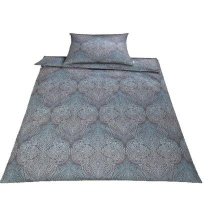 Kuschelige graue #Bettwäsche von #daheim. Sie verwandelt dein #Schlafzimmer in eine absolute #Wohlfühloase ♥ ab 99,95 €