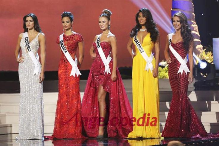 Kaci Fennell Miss Universe Jamaica 2014, a near miss!