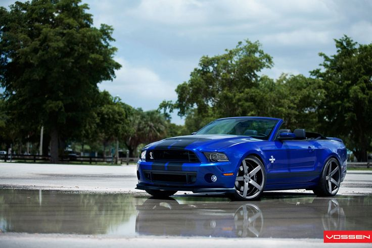 ford mustang vossen wheels - photo #13