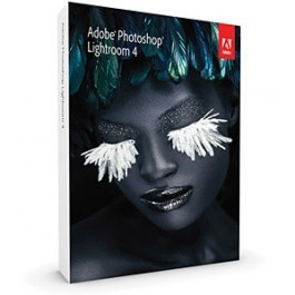 [50752] Adobe Photoshop Lightroom 4 for Windows and Mac OS