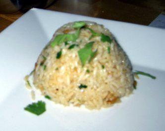 Limetten-Koriander-Reis - Rezept mit Bild - kochbar.de