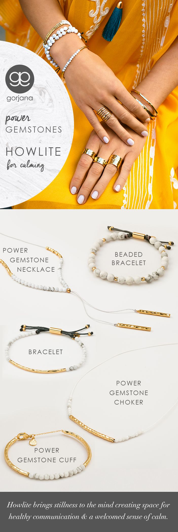 Power Gemstone | Gorjana