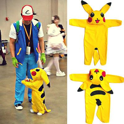cute new infant toddler Newborn Baby Girl Boy Pokemon go pokeball ash Pikachu Rompers Jumpsuit Outfits cosplay halloween Costume-in Clothing from Novelty & Special Use on Aliexpress.com | Alibaba Group