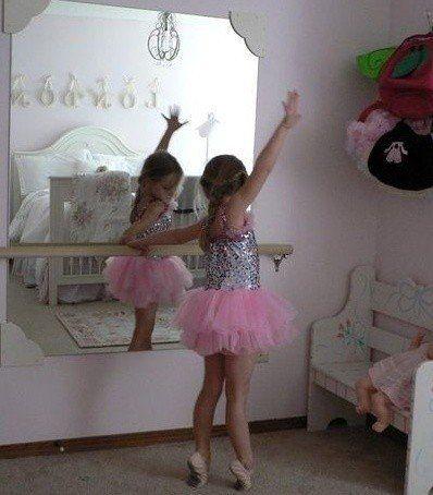 Ballet Kamer voor Meisjes. Leuke Kinderkamer maken met Ballet Thema?