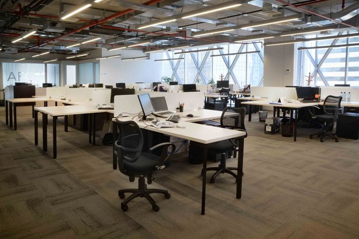 Oficinas nuevas. Open Space AFC Chile.  Huérfanos 670, Santiago, Chile Superficie: 1.600 m2 Contract Workplaces