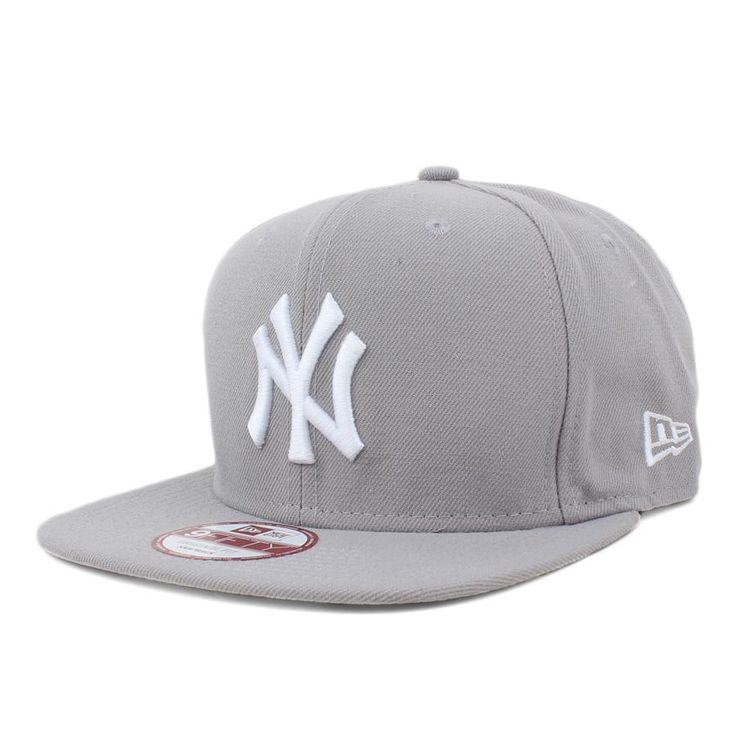 Boné, Boné New Era, Boné New Era 9FIFTY Original Fit Snapback New York Yankees Grey, gh539, kt2460, kt2773, kt3002