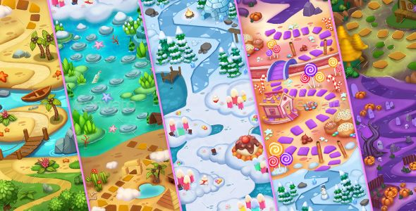 Match 3 Maps And Backgrounds Game Background Glicee Prints Match 3