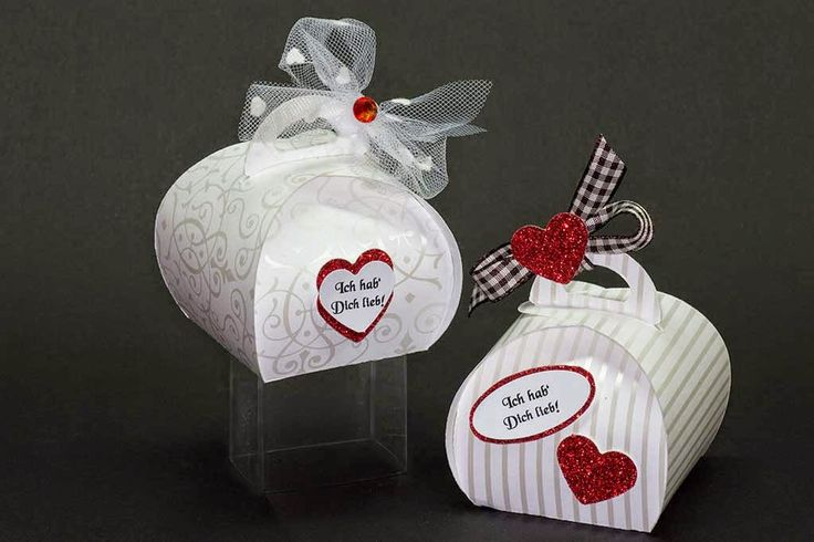 Bastelhandwerk.at: Valentin lässt schon grüßen