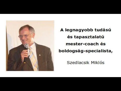 Te mit teszel a saját boldogságodért ֍ Szedlacsik Miklós ֍ Markovné Magd...