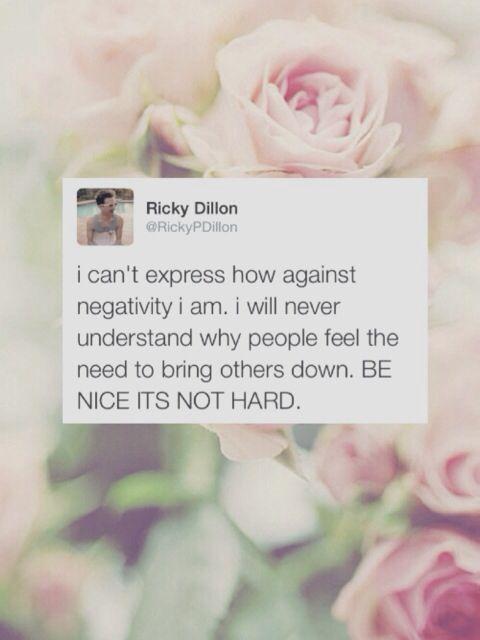 Ricky Dillon tweet:)