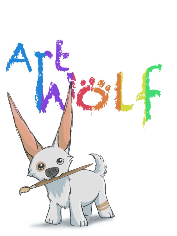 Drawing by ArtWolf