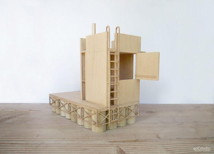 FLOATING SAUNA by goCstudio — Kickstarter