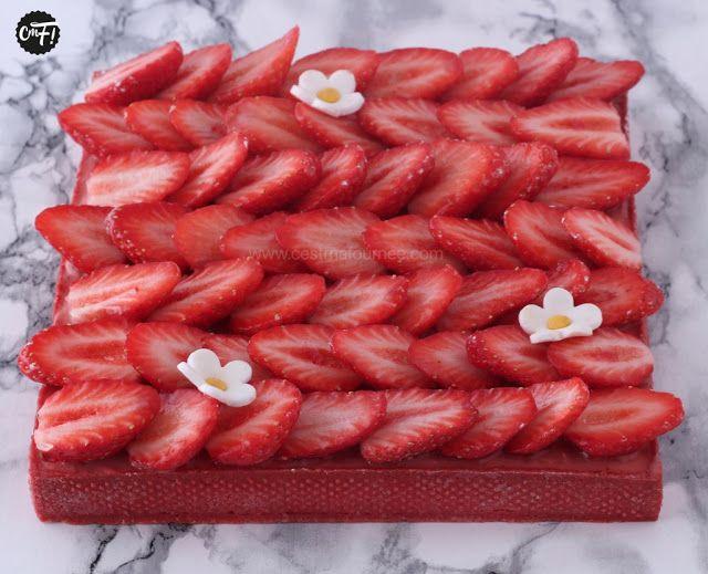 C'est ma fournée !: La tarte aux fraises d'Hugo&Victor