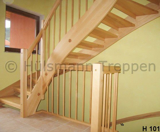 14 Best Holzwangentreppen Images On Pinterest Staircases