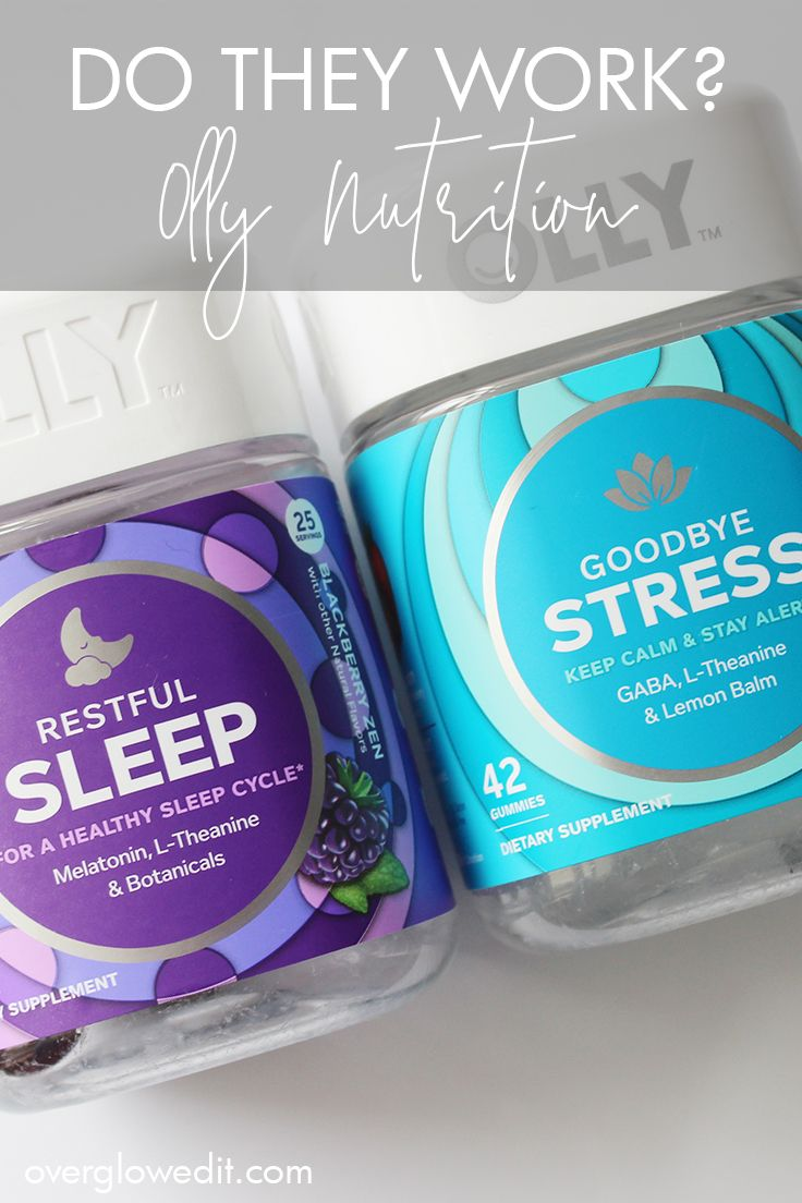 Review Olly Nutrition Stress Help Good Multivitamin For Women