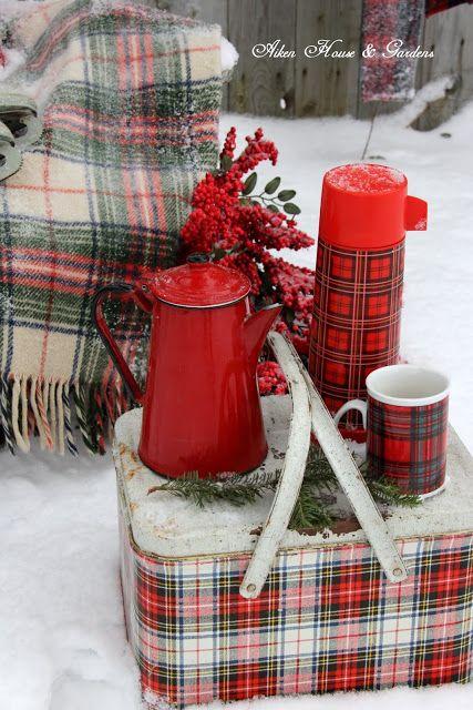 Aiken House & Gardens: Fun on a Winter Day