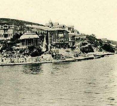 MUHTEŞEM ÖTESİ YILLAR ... BURGAZADA - 1900 BAŞLARI ...