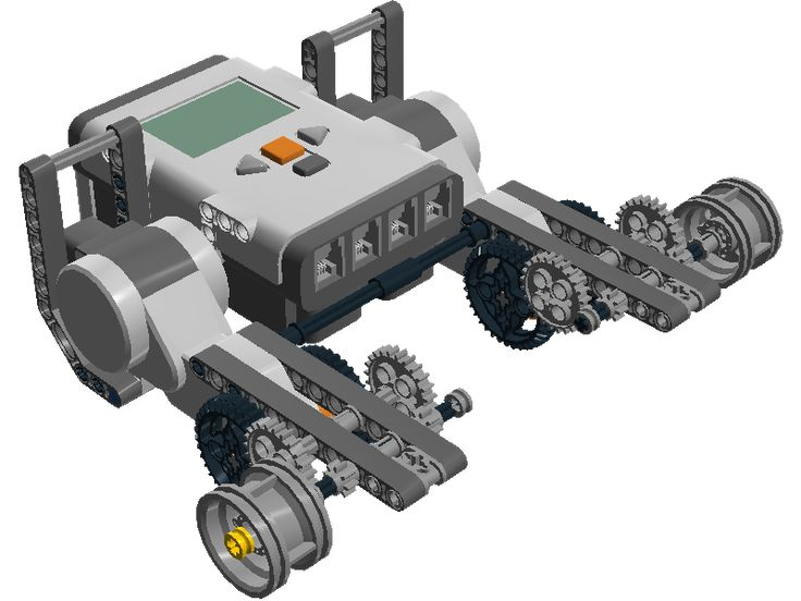 how to use lego digital designer technic