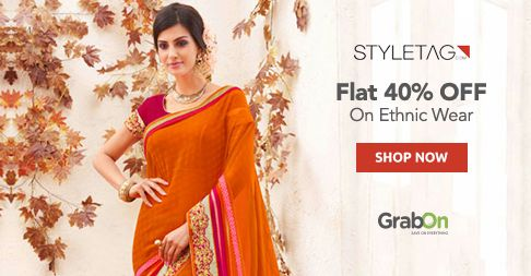 Shop Trendy To Stay Stylish With StyleTag     #SaveOnGrabOn  http://www.grabon.in/styletag-coupons/