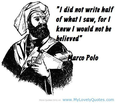 marco poloquotes
