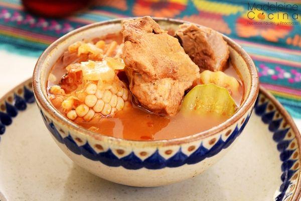 Bote, un plato típico de #Mazamitla #Jalisco #MadeleineCocina