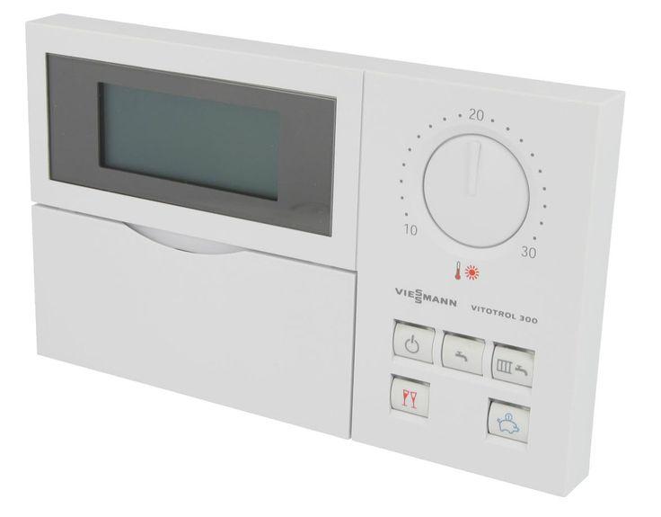 Vitotrol 300 viessmann 7179060 replaces 7179060 1 home energy alternative energy save for Viessmann vitoconnect