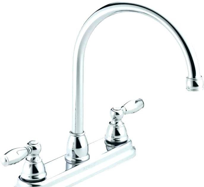 faucet leaks at base of handle delta