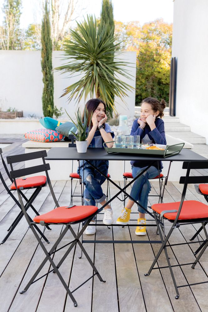 Collection Bistro - Fermob - mobilier de jardin pliant | Terrasses ...