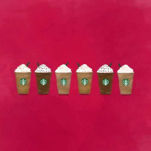 Starbucks Iphone Wallpaper: 428 Best Images About Cute On Pinterest