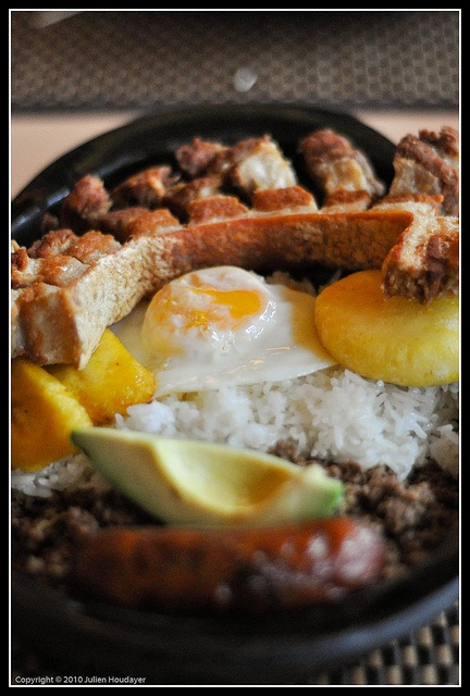 Bandeja Paisa - a whole bunch of deliciousness on a plate, Colombia