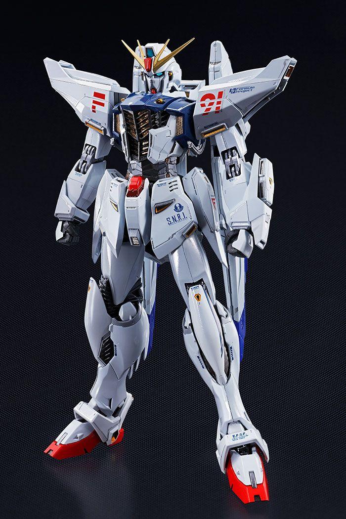METAL BUILDガンダムF91特設ページ更新!大河原御大のコメント公開!...