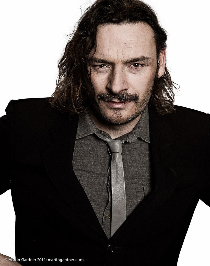 Julian Barratt of The Mighty Boosh