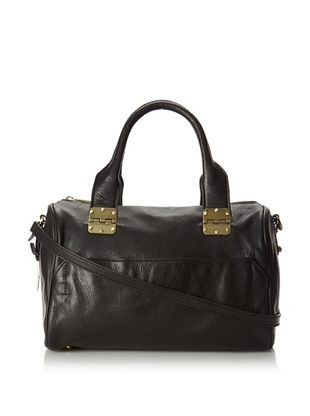 67% OFF Hayden Harnett Women's Sandrine Satchel, Black